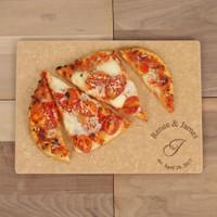 Elegance Monogrammed Cutting Board