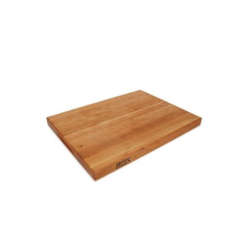 "John Boos Cherry R Cutting Board - 20""x 15""x 1-1/2"""