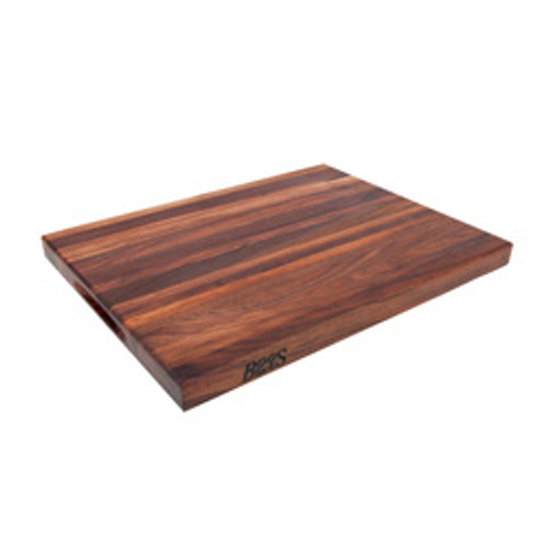 "John Boos Walnut R Cutting Board - 20""x 15""x 1-1/2"""