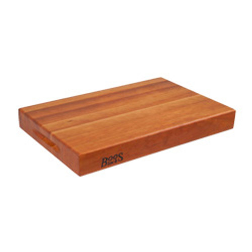 "John Boos Cherry RA Cutting Board - 20""x 15""x 2-1/4"""