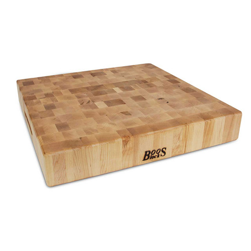"John Boos Maple End Grain Block - 18""x 18""x 3"""