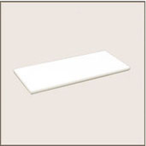 "TR124 Replacement Cutting Board - 48""L X 11-3/4""D"