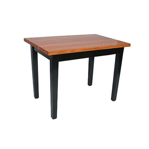 "John Boos Cherry Le Classique Table - 48"" x 30"""