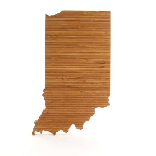 Indiana State Shaped Cutting Boards