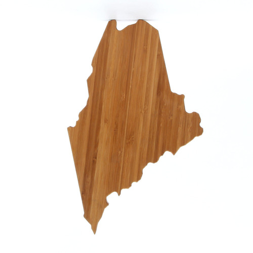 Maine State Shaped Cutting Boards