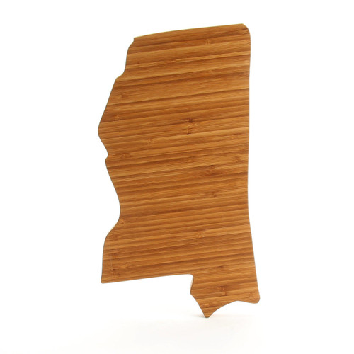 Mississippi State Shaped Cutting Boards