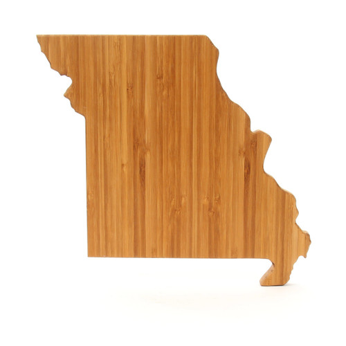 Missouri State Shaped Cutting Boards