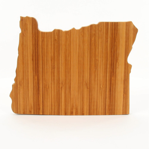 Oregon State Shaped Cutting Boards