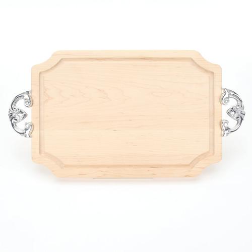 "Selwood 12"" x 18"" Cutting Board - Maple (w/ Classic Handles)"