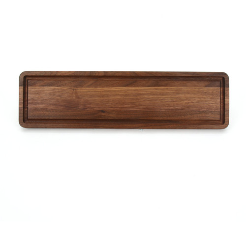 Bread Board - Walnut (No Handles)