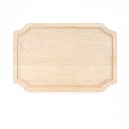 "Selwood 12"" x 18"" Cutting Board - Maple (No Handles)"