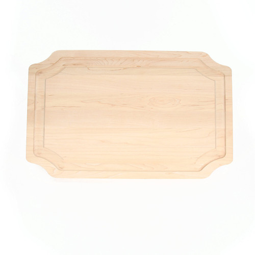 "Selwood 15"" x 24"" Cutting Board - Maple (No Handles)"