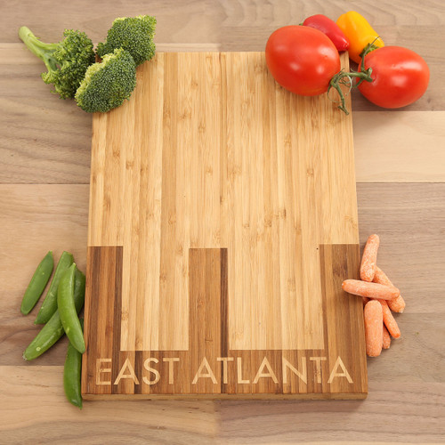 Neighborhood Bamboo Cutting Board