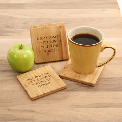 Use This Coaster Set