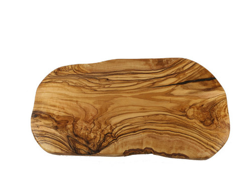 Olive Wood Cheese Board 12 x 6 x 0.75