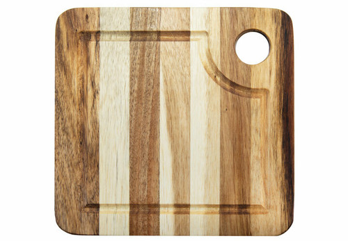Acacia Wood Cutting Board for Fruit  Garnishes