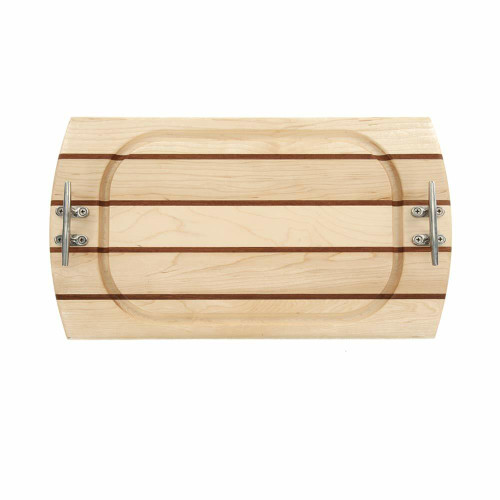 Small Rectangle Maple Carving Board