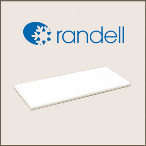 Randell - RPCRH1535 Cutting Board, 1/2 X 14 1/2 X
