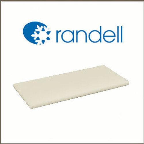 Randell - RPCPT0833T Cutting Board, 8 X 33 Tan Poly