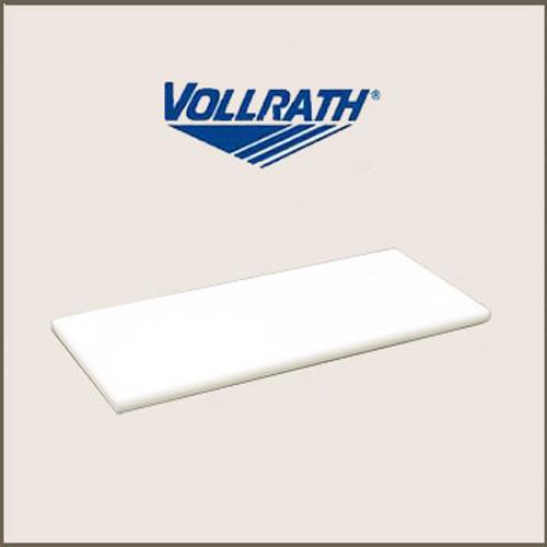 Vollrath - 26667-1 Cutting Board - Poly 46