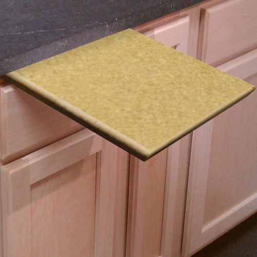 "1"" DuraTough Under Counter Cutting Board"