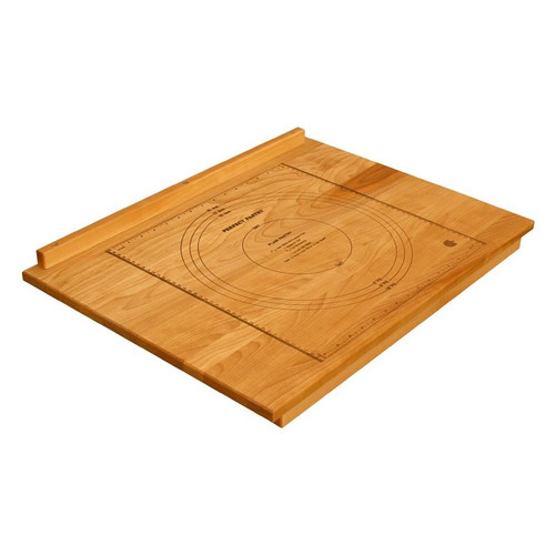 "Catskill Craftsmen Deluxe over-the-counter-edge Pastry Board - 24"" x 18"" x 2.75"""