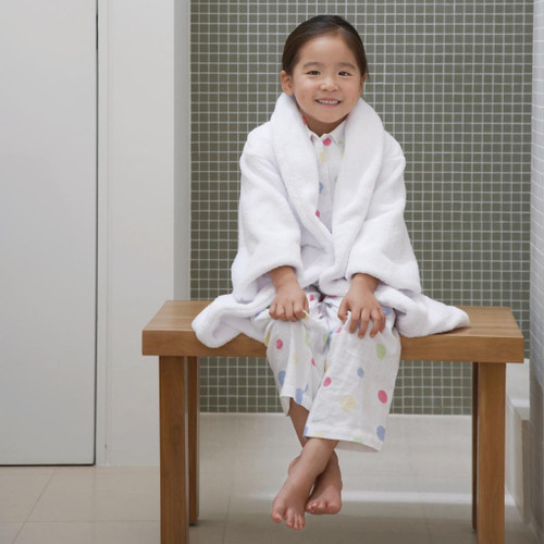 462d0e1b34 Luxury Curzon Bathrobe Large Sand - Mona Living