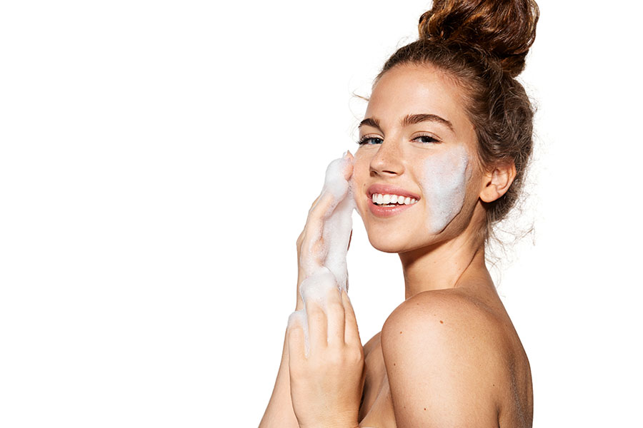 Cleansing - Skin Type - Mona Living