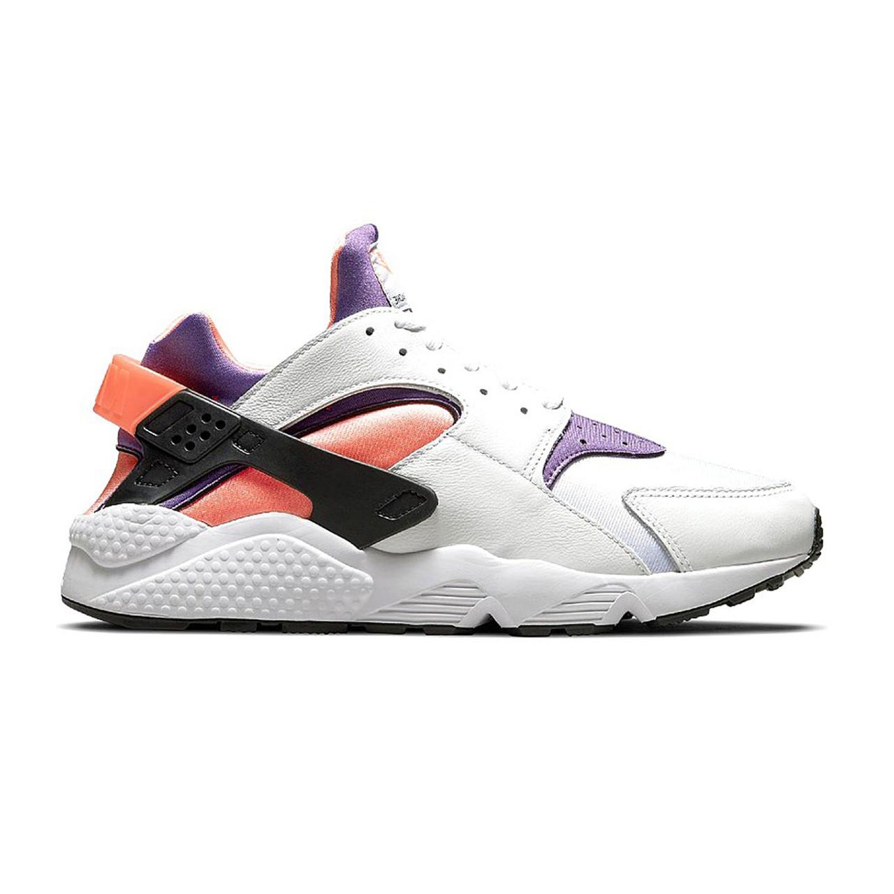 Nike Air Huarache OG (Bright Mango/ White/ Purple Orange Pink ...