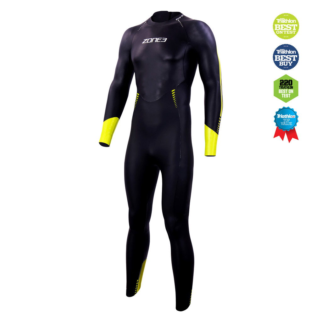 Zone3 - 2020 - Advance Wetsuit - Men's - 28 Day Hire