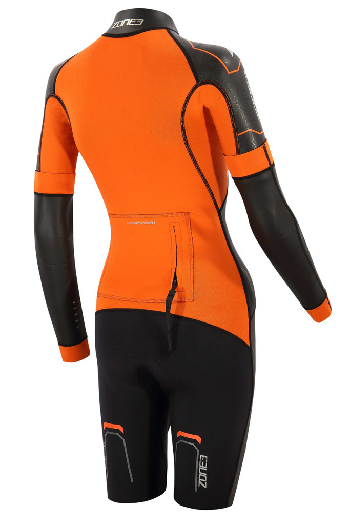 Zone3 - 2021 - SwimRun Versa Wetsuit - Women's - 14 Day Hire