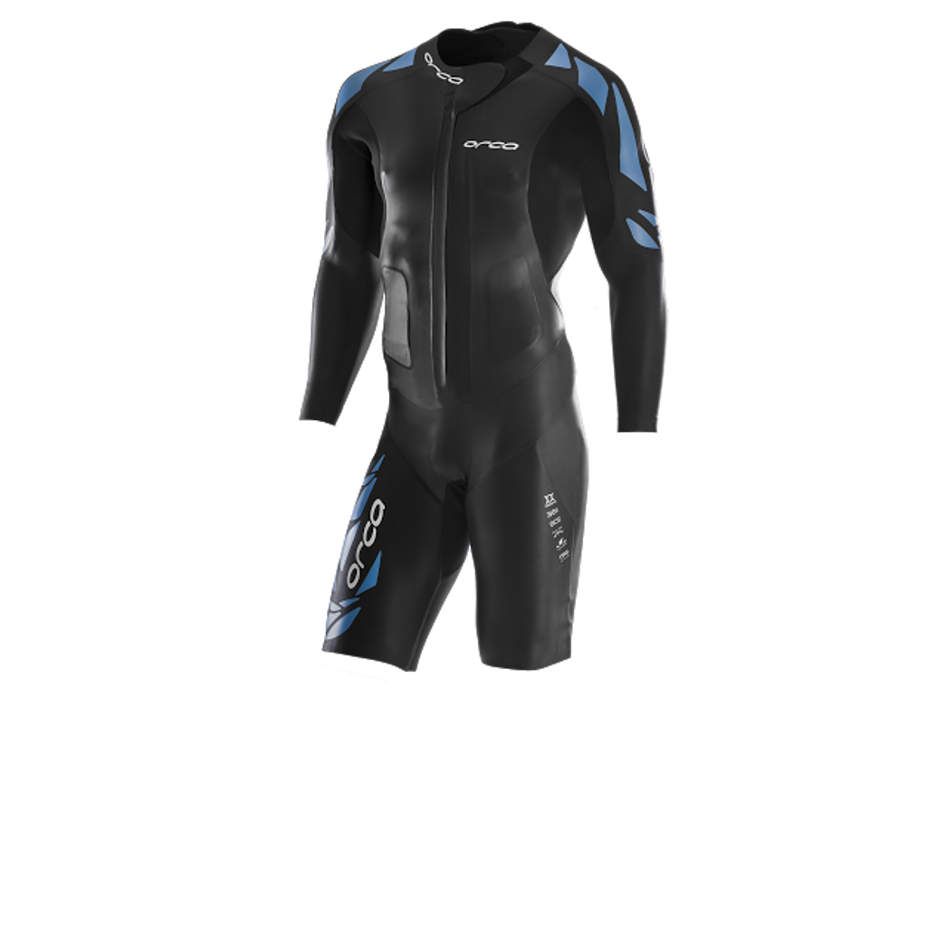 Orca -RS1 SwimRun Shorty Wetsuit Men's - Full Season