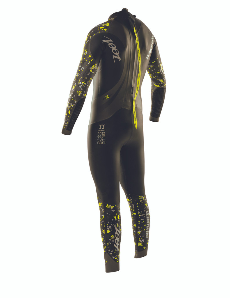 Men's - Zoot Wikiwiki Wetsuit - 60 Day Hire