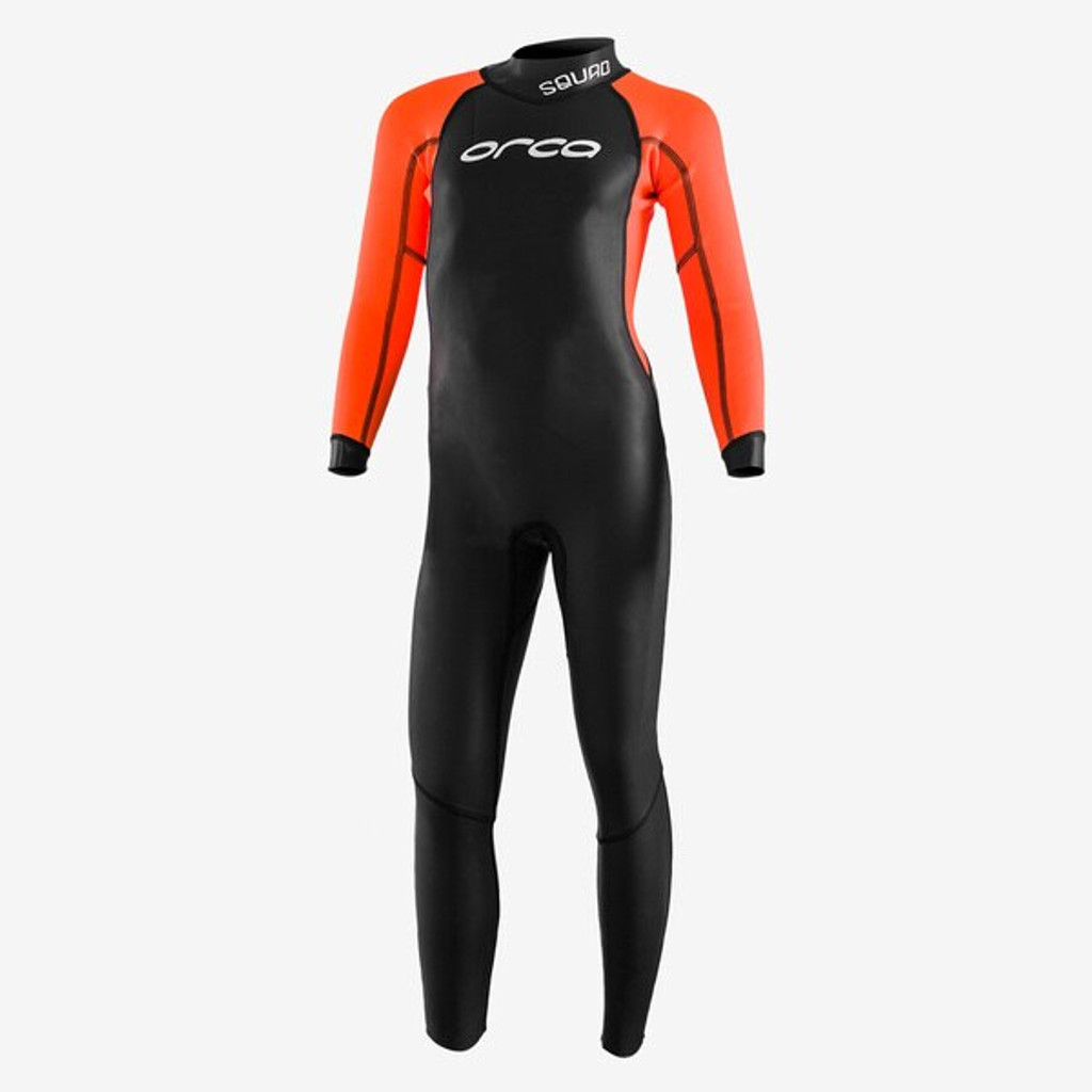 Orca - 2021 - Open Squad  Wetsuit - Youth - Full Season Hire
