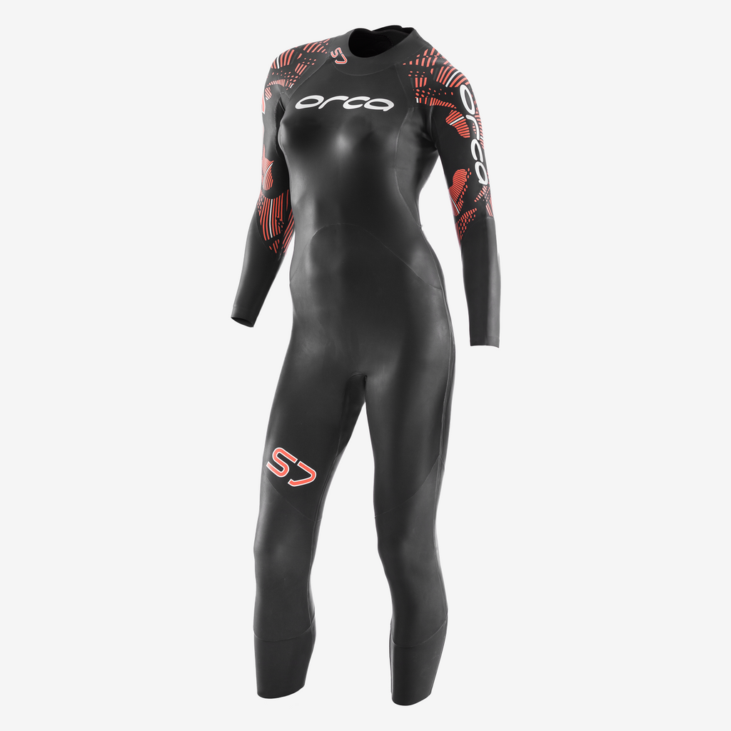 Orca - 2021 - S7 Wetsuit - Women's - 60 Day Hire