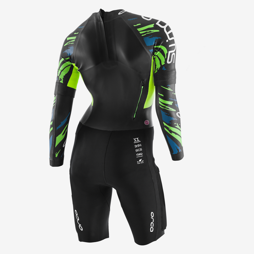 Orca - 2020 - SwimRun Perform Wetsuit - Women's - 28 Day Hire