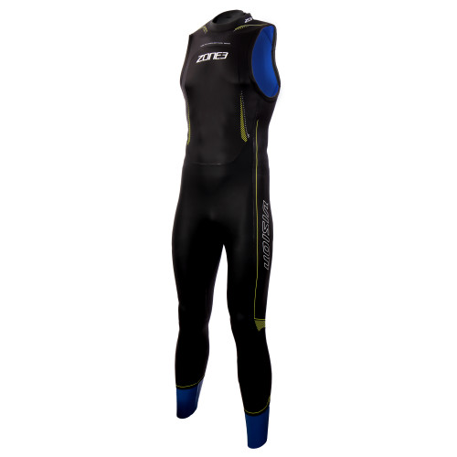 Zone3 - 2021 - Vision Sleeveless Wetsuit - Men's - 28 Day Hire
