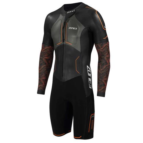Zone3 - 2021 - Evolution SwimRun Shorty Wetsuit - Women's - 28 Day Hire