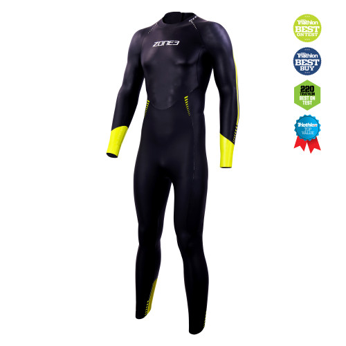 Zone3 - 2021 - Advance Wetsuit - Men's - 14 Day Hire