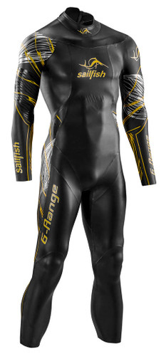 Sailfish - 2021 - Wetsuit G-Range 7 - Men's - Full Season Hire