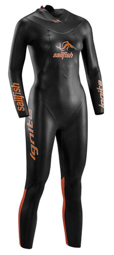 Sailfish - 2021 - Ignite Wetsuit - Women's - Full Season Hire