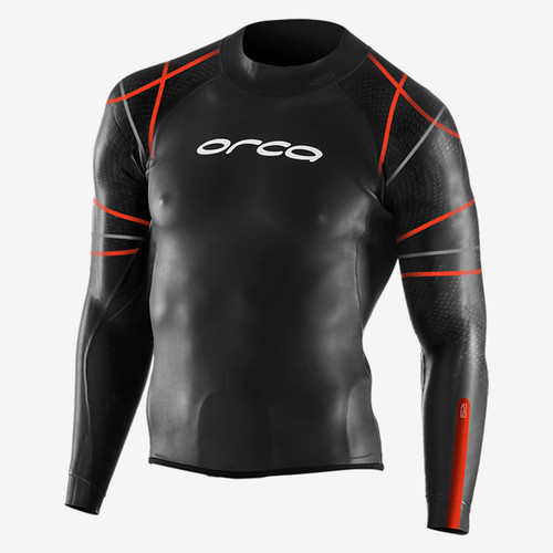 Orca - RS1 Men's Openwater Swim Wetsuit Top - 2021 - Full Season Hire