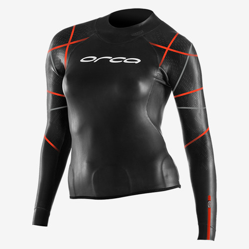 Orca - RS1 Women's Openwater Swim Wetsuit Top - 2021 - Full Season Hire