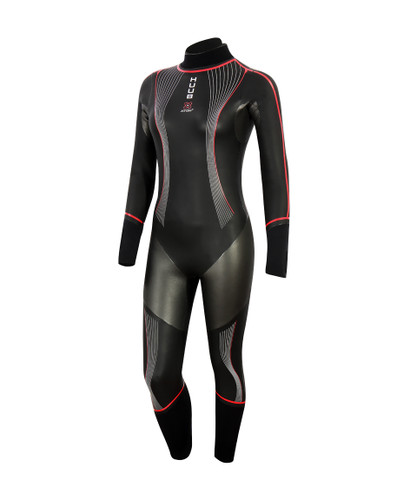 HUUB - 2021 - Atom 2 Junior Wetsuit 3:4 - Full Season Hire