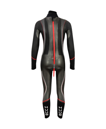 HUUB - 2021 - Atom 2 Junior Wetsuit 3:4 - 60 Day Hire