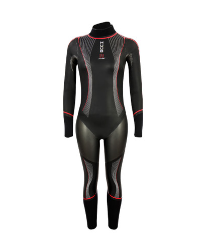 HUUB - 2020 - Atom 2 Junior Wetsuit 3:4 - 14 Day Hire