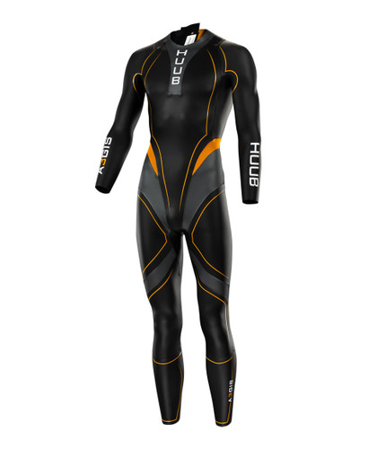 HUUB - 2021 - Aegis III Thermal Wetsuit - Men's - Full Season Hire