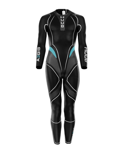 HUUB - 2020 - Aegis III 3:5 Wetsuit - Women's - Full Season Hire