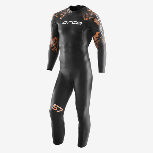 Orca - 2021 - S7 Wetsuit - Men's - Full Season Hire