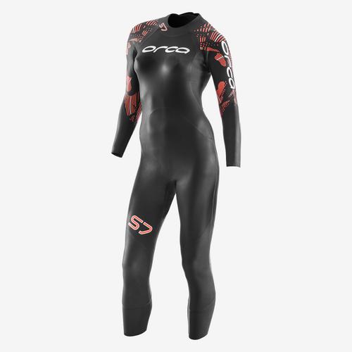 Orca - 2020 - S7 Wetsuit - Women's - Full Season Hire